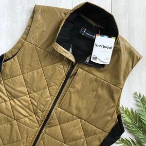 SMARTWOOL Mens Smartloft 120 Packable Vest NWT